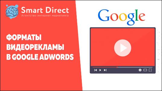 видеореклама google